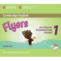 Cambridge English Flyers 1 Audio Cd
