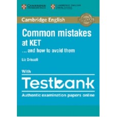 Common Mistakes at KET… and How to Avoid Them Paperback with Testbank