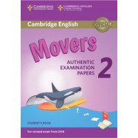 Cambridge English Movers 2 Student's Book