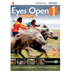 Eyes Open 1 Student's Book with Online Workbook and Online Practice