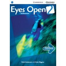 Eyes Open 2 Workbook with Online Practice