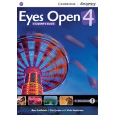 Eyes Open 4 Student's Book