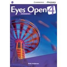 Eyes Open 4 Workbook with Online Practice