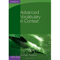 Advanced Vocabulary in Context with Key