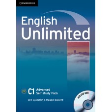 English Unlimited Advanced Workbook with Dvd-Rom