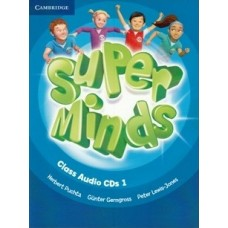 Super Minds 1 Class Cd