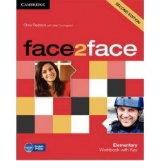 Face2Face Elementary Workbook with Answer Key