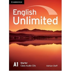 English Unlimited Starter A1 Class Audio Cds
