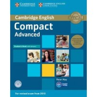 Compact Advanced Student's Book Pack (Student's Book with Answers with Cd-Rom and audio cd )