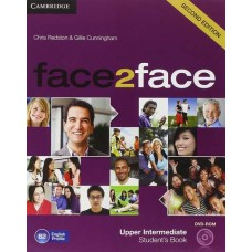 Face2Face Upper-Intermediate Student's Book with Dvd-Rom