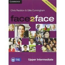Face2Face Upper-Intermediate Class Audio Cds