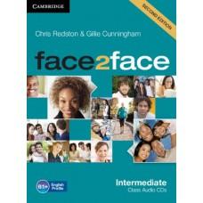 Face2Face Intermediate Class Audio Cds