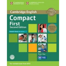 Compact First Student's Book Pack ( Student's Book with Answers with Cd-Rom and class audio cds )