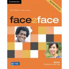 Face2Face Starter Workbook with Answer Key