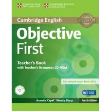 Objective First Teacher's Book