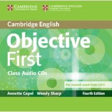 Objective First Class Audio Cds