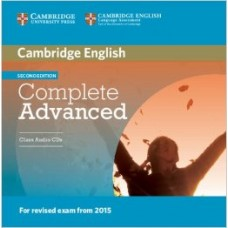 Complete Advanced Class Audio Cd