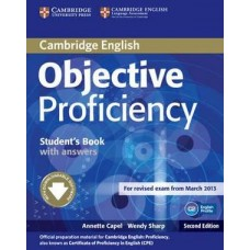 Objective Proficiency Student's Book with Answers and Downloadable Software