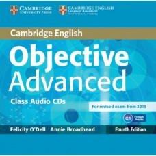 Objective Advanced Class Audio Cds