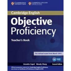 Objective Proficiency Teacher's Book
