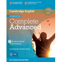 Complete Advanced Student's Book with Answers and Cd-Rom
