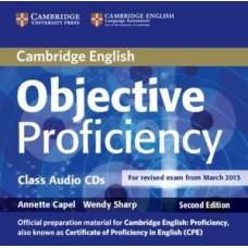 Objective Proficiency Class Audio Cds