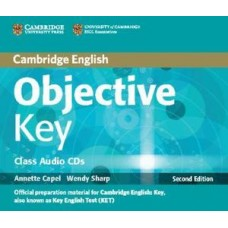 Objective Key Class Audio Cds