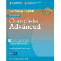 Complete Advanced Teacher's Book