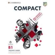 Compact Preliminary for Schools Teacher's Book