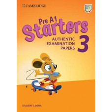 Cambridge English Starters 3 Student's Book