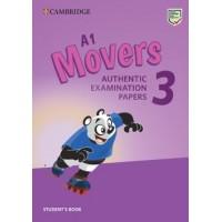 Cambridge English Movers 3 Student's Book