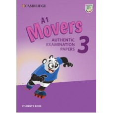 Cambridge English Movers 3 Student's Book