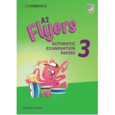 Cambridge English Flyers 3 Student's Book