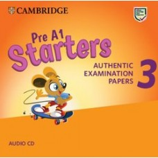 Cambridge English Starters 3 Audio Cd