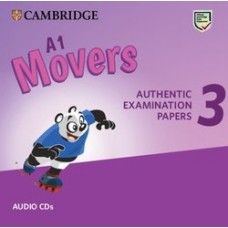 Cambridge English Movers 3 Audio Cd