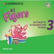 Cambridge English Flyers 3 Audio Cd