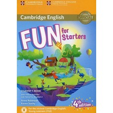 Fun for Starters Student's Book