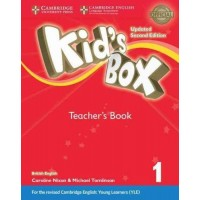 Kid's Box 1 Teacher's Book