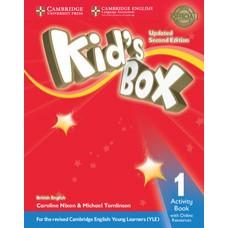 Kid's Box 1 Activity Book