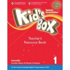 Kid's Box 1 Teacher's Resource Book