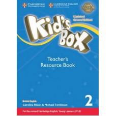 Kid's Box 2 Teacher's Resource Book