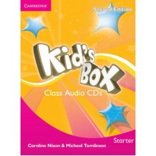 Kid's Box Starter Cd