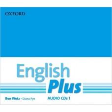 English Plus 1 Audio CD