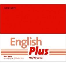 English Plus 2 Audio CD
