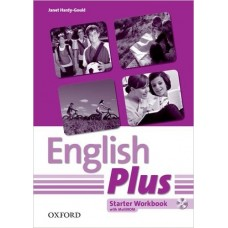 English Plus Starter Workbook with MultiROM