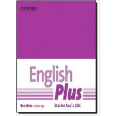 English Plus Starter Audio CD