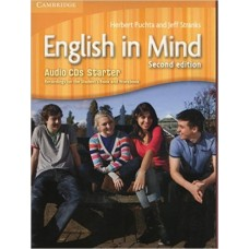 English in Mind Starter Audio CD