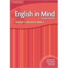 English in Mind 1 Teacher's Resource Book