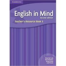 English in Mind 3 Teacher's Resource Book
