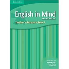 English in Mind 2 Teacher's Resource Book